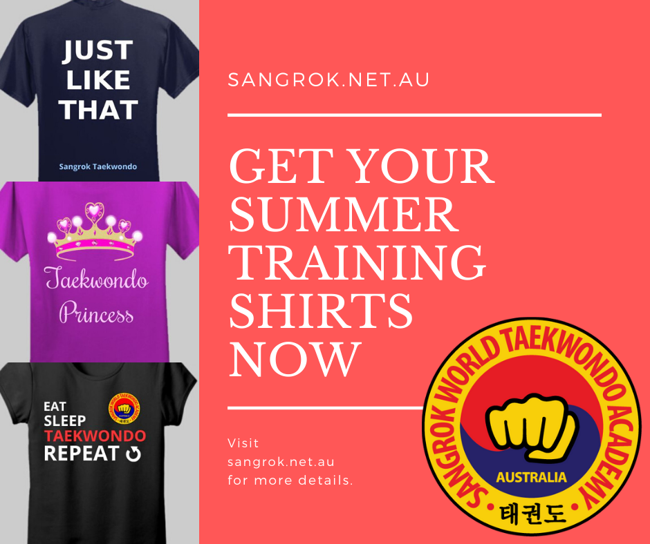 Order tshirts for summer training here